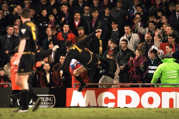 · when the seagulls follow. Eric Cantona S Most Iconic Quotes Including Reaction To Nine Month Man Utd Ban Mirror Online