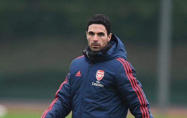 Mikel Arteta has added three players to Arsenal's Europa League squad