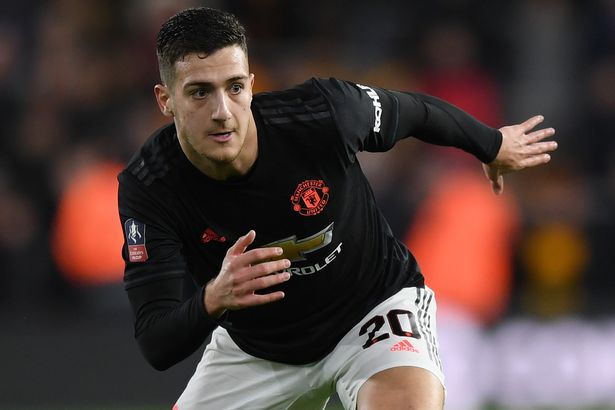 Dalot named one of the fastest United players