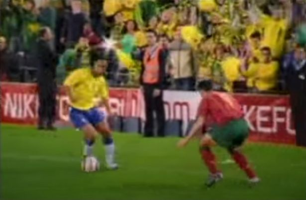 This was pre youtube, when it came out too. 10 Greatest Football Tv Adverts Ever From Nike S Secret Tournament To Joga Bonito Daily Star