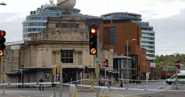 The stabbings took place outside Pryzm nightclub in Nottingham