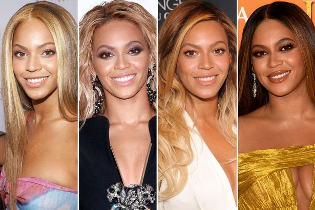 beyonce s ever changing looks as expert