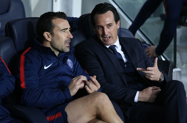 Emery won several trophies with PSG but didn't come close to the Champions League