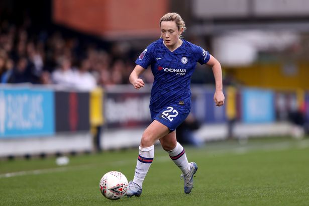 Chelsea also have Erin Cuthbert up for the young women's award