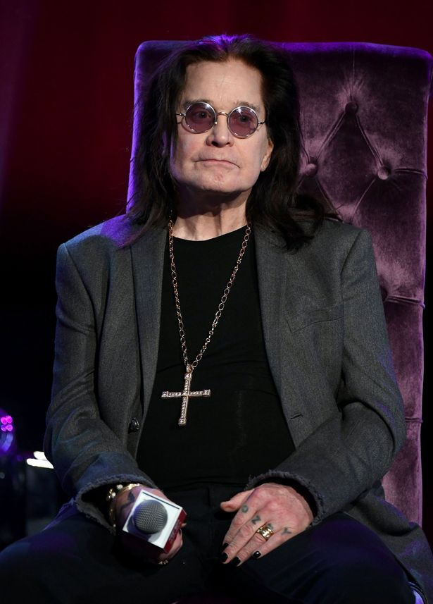 1 iHeartRadio ICONS With Ozzy Osbourne In Celebration Of Ordinary Man At The iHeartRadio Theater