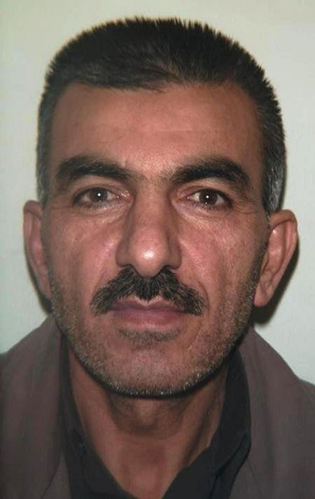 Mahmod Mahmod, found guilty of the murder of his daughter Banaz