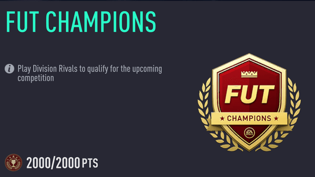 The FUT Champions Weekend League is the most competitive game mode within FIFA Ultimate Team, where players are able to earn set rewards.