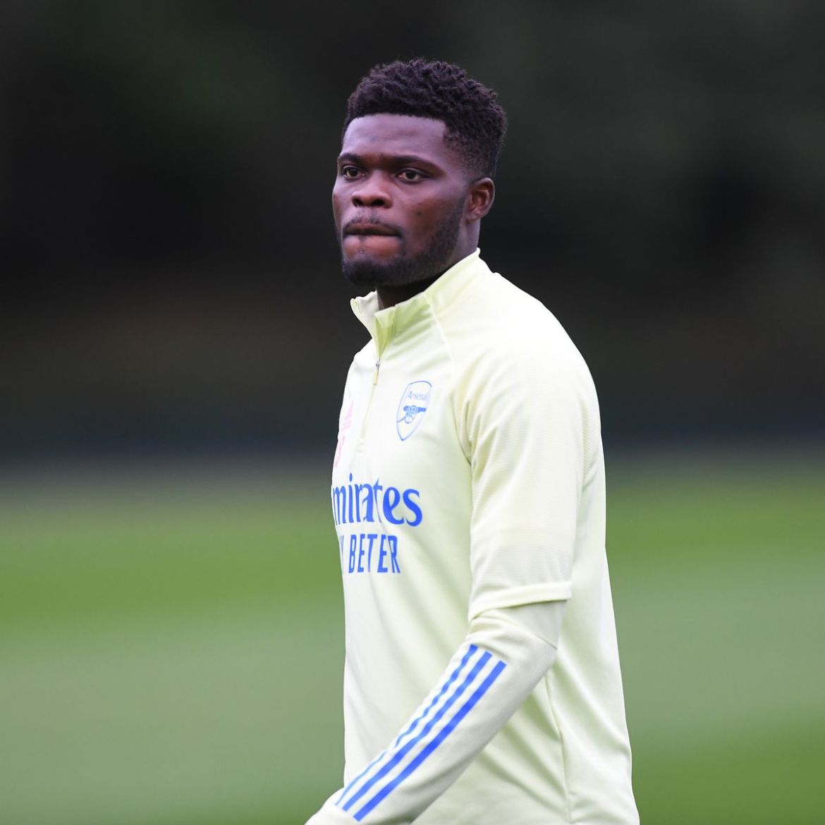 5 things we noticed from Thomas Partey's first Arsenal training session -  Mirror Online