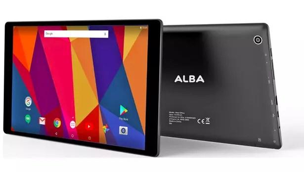 Alba 10 Inch 16GB Tablet