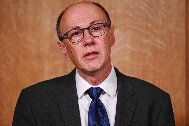 Professor Stephen Powis, medical director for the NHS in England