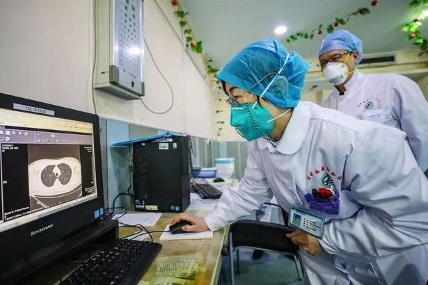 1 CHINA HEALTH VIRUS
