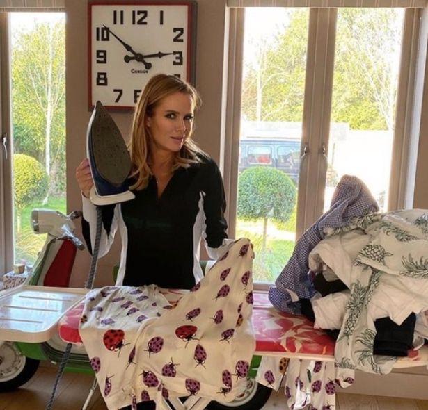 Inside Amanda Holden's lavish Surrey home after she unveils stunning kitchen revamp