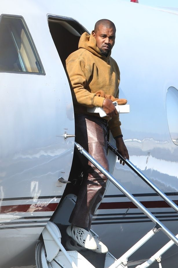 Kanye West broke the cover for the first time after Kim Kardashian's 'divorce' bomb