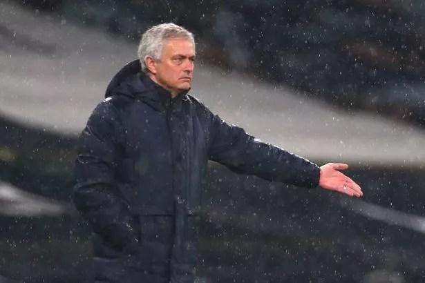 Mourinho has taken a subtle dig at Tottenham star Dele Alli