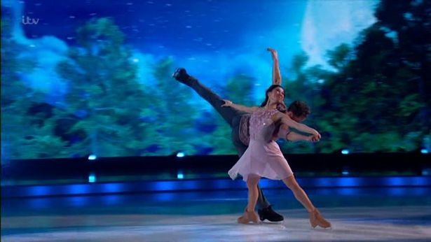 Image result for dancing on ice