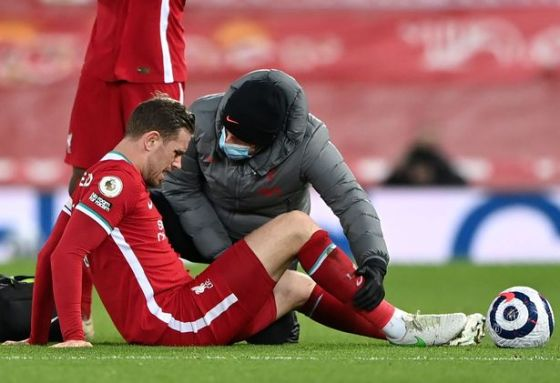 The Reds are without captain Henderson and a number of key men in defense