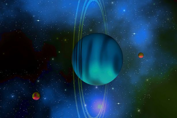 Astronomers have detected X-rays from Uranus