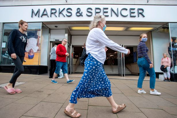 Marks & Spencer stores are all opening their doors next week