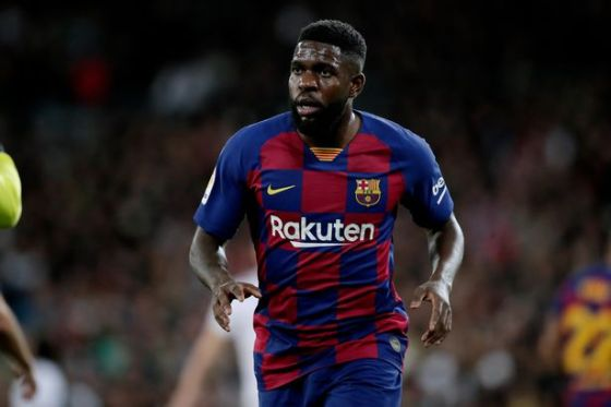 Samuel Umtiti has seen more action since returning from injury, but will likely be sold to raise funds