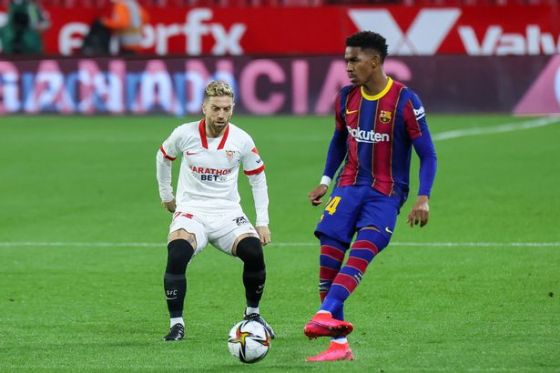Junior Firpo has attracted a lot of interest from other clubs