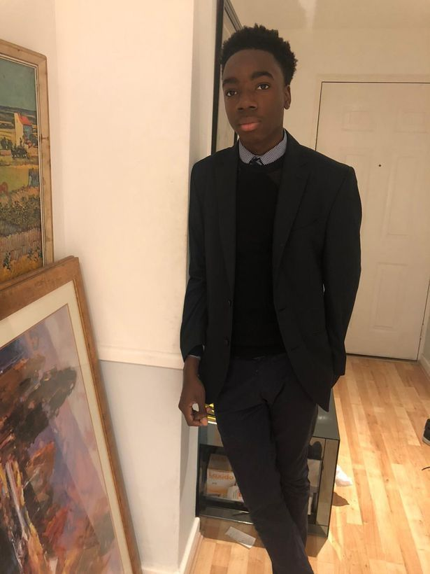 Richard, 19, went missing from Ladbroke Grove, London, on March 22