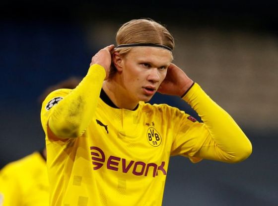 Paul Scholes feels that United could sign Erling Haland if they could receive him this summer