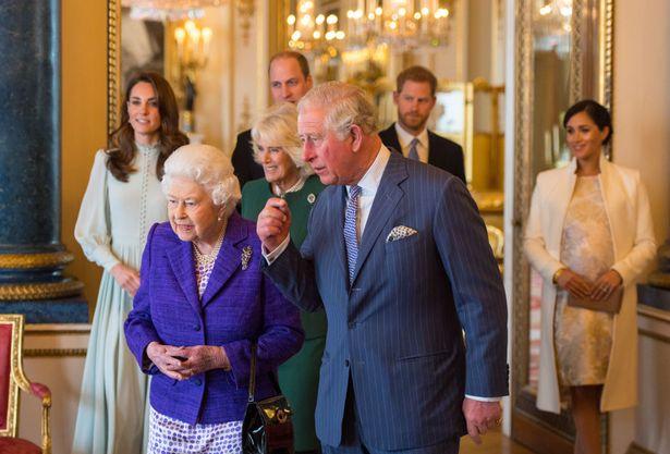 Royal Family members