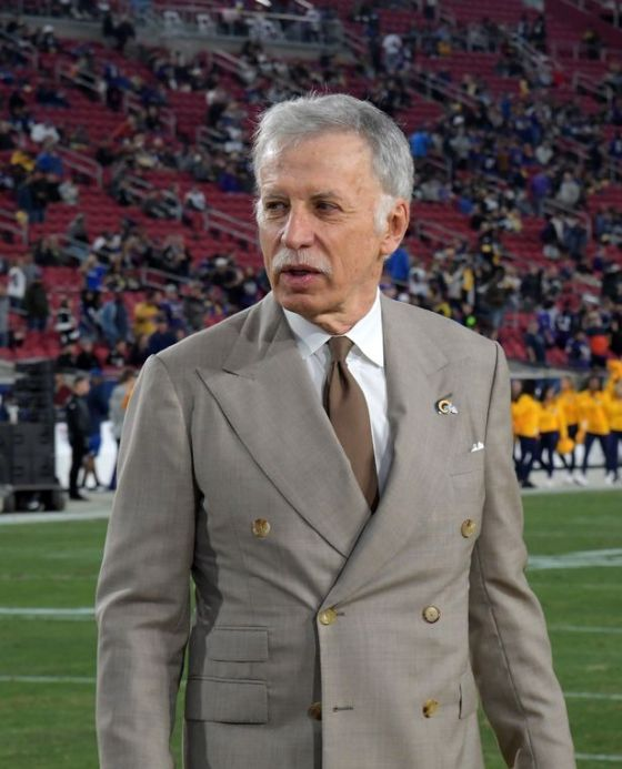 Pemilik Los Angeles Rams, Stan Kroenke