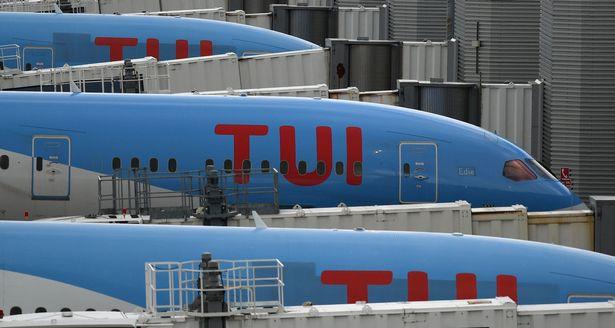 Tourism company TUI's logo
