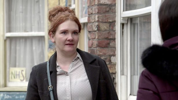 Corrie's Fiz faces more agony as Tyrone sparks fury with Alina wedding plans
