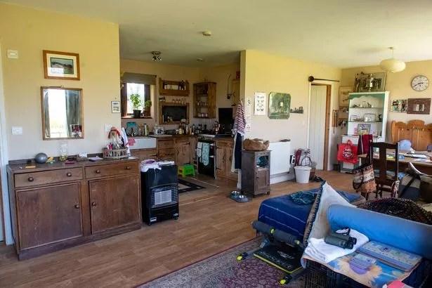 Brigid Eakins' eco-home