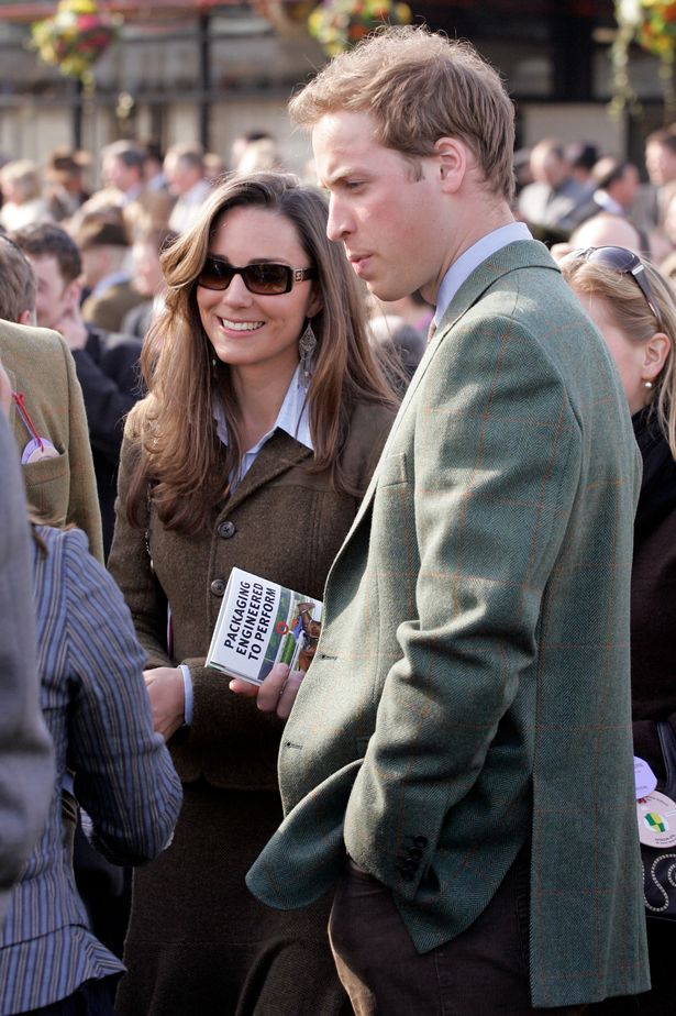 At day 1 of the Cheltenham Horse Racing Festival in 2007
