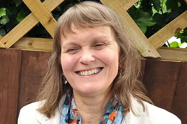Louise Adams discussed opposing views