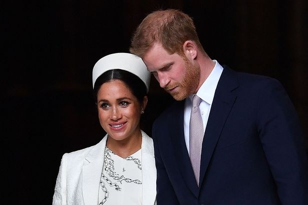 Prince Harry and Meghan Markle have been branded 'hypocrites' by royal experts