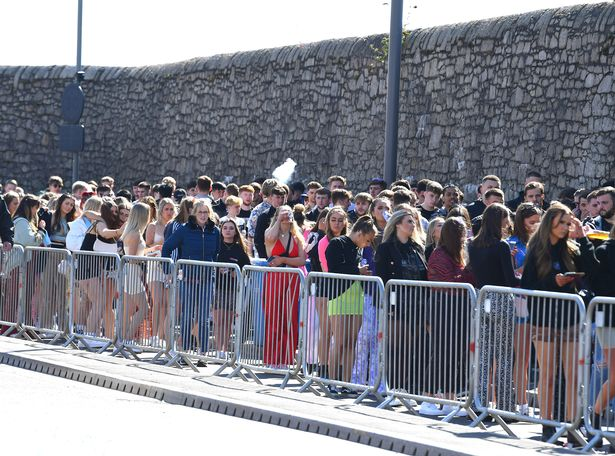 Clubbers in Liverpool took Covid tests before this weekend's events