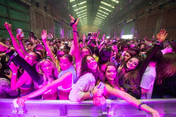 It is hoped this weekend's events can pave the way for concerts and nightclubs starting up again