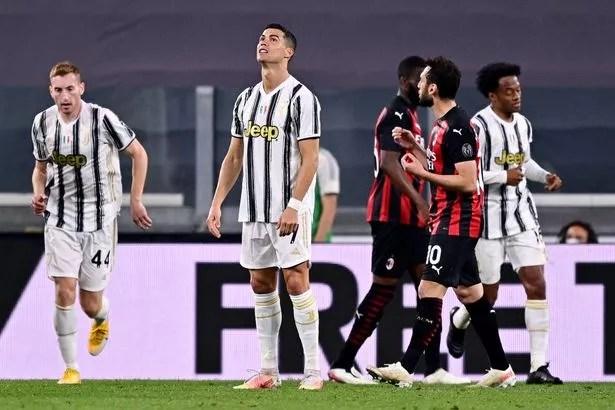 Cristiano Ronaldo faces possibility he could be in Europa League next season