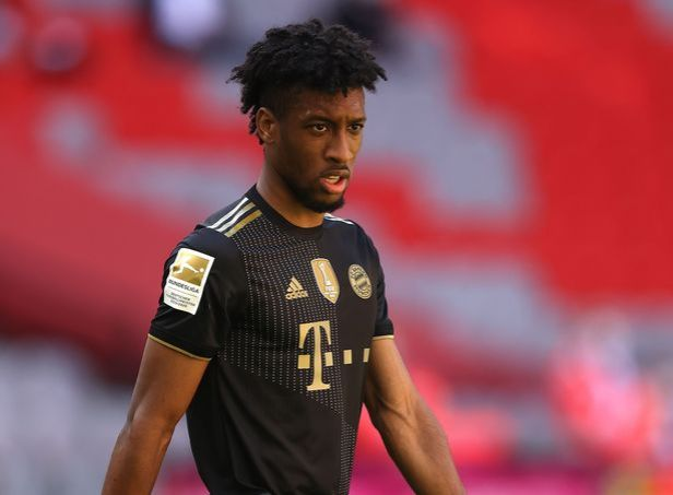 Kingsley Coman's contract talks with Bayern Munich have stalled over his wage demands