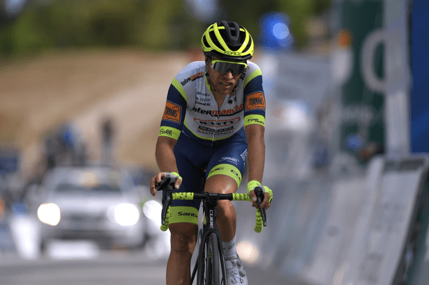 Maurits Lammertink was involved in an accident in the Netherlands on Tuesday night