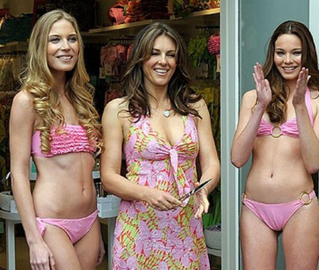 We Look At How Other Celebs Like Liz Hurley And Jordan Fared