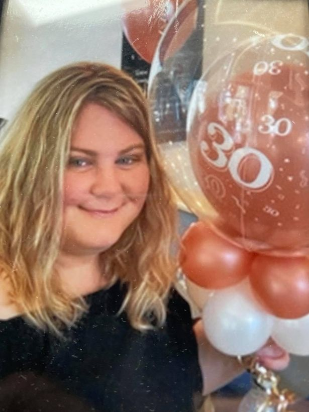 Jessica Morrell, 32