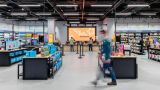 Amazon has just opened its first UK 4-star shop