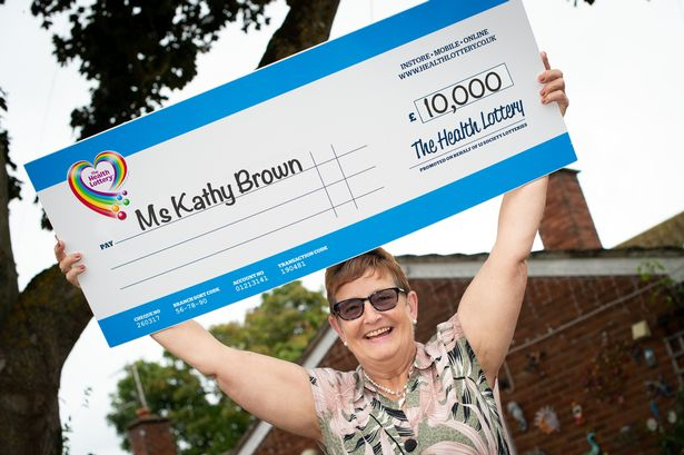 0 KATHY BROWN HEALTH LOTTERY 2