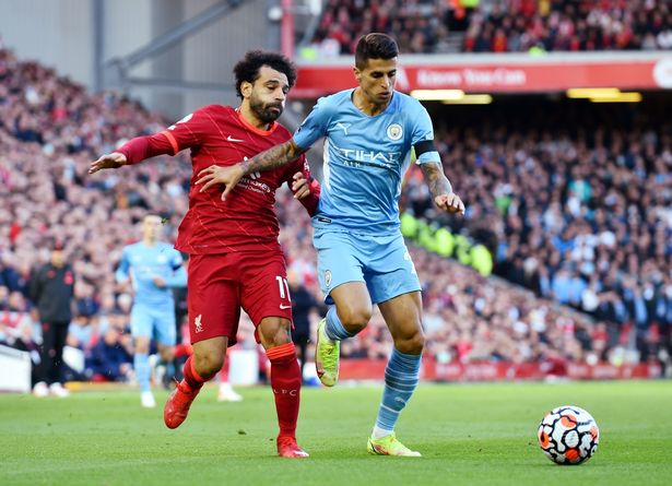 Joao Cancelo has been superb for City this season and has stood out among his fellow defenders