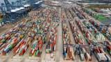 Felixstowe port hit maximum capacity yesterday, raising the risk of toy shortages this Christmas