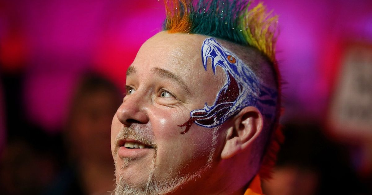 Peter Wright Slams Two Faced Darts Rivals Ahead Of The