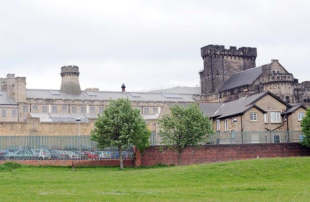 A general view of Leeds Prison