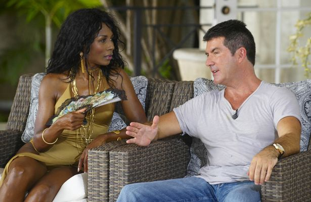 Simon Cowell and Sinitta among judges in the 2007 X-Factor