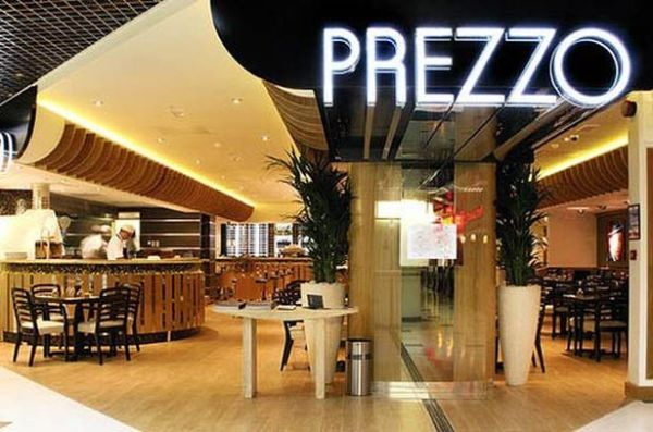 Full list of 94 Prezzo restaurants across the UK which ...