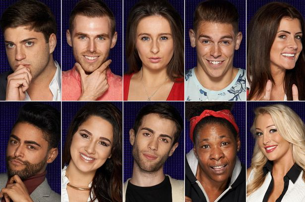 Big Brother 2014 Contestants